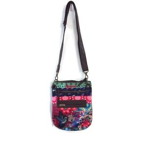 "DESIGUAL ""Say Something Nice"" Crossbody Bag"